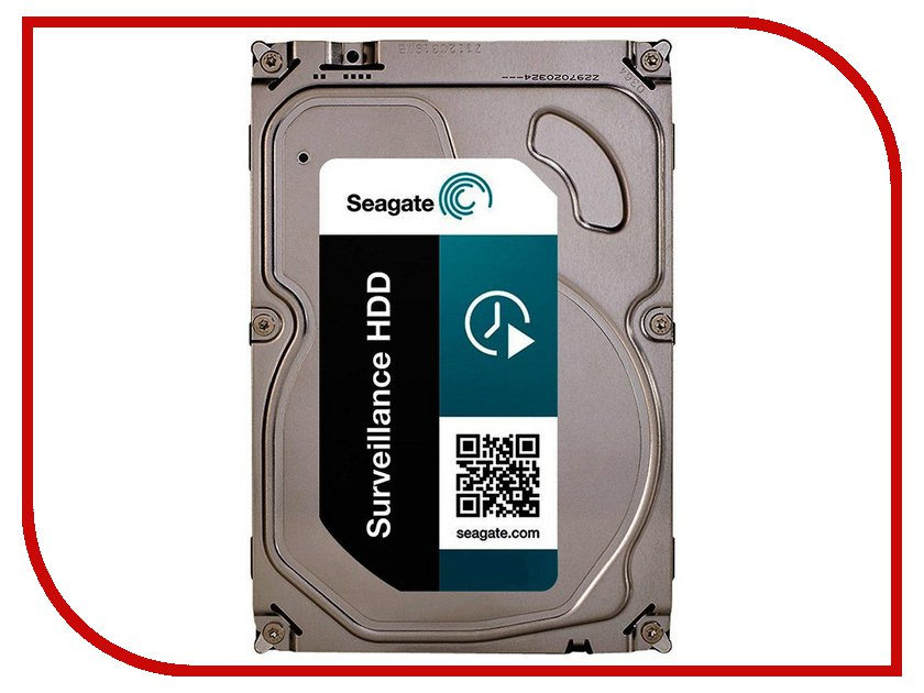 Жесткий диск 2Tb - Seagate Surveillance ST2000VX003