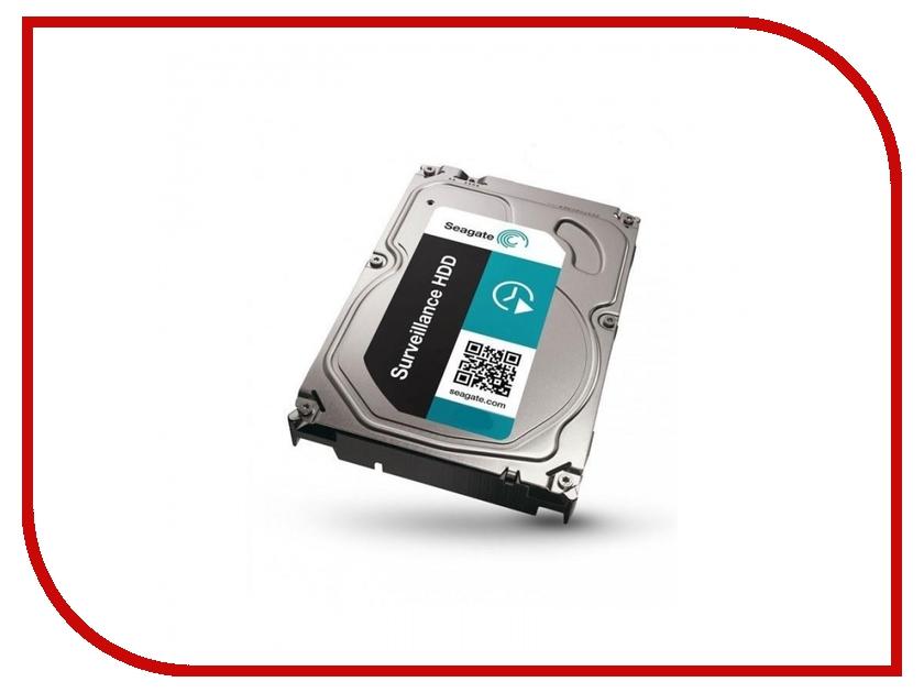 Жесткий диск 6Tb - Seagate Surveillance ST6000VX0001