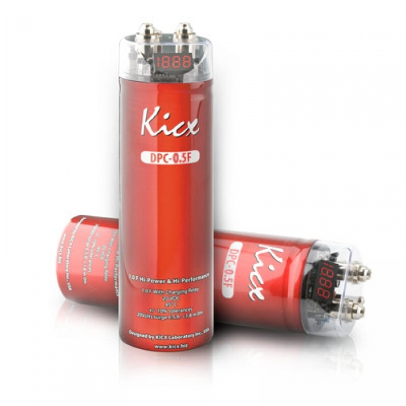 Kicx Конденсатор DPC-0.5F