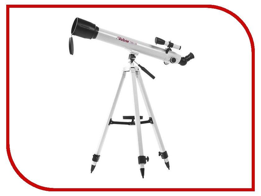 Телескоп Veber 700/70 Az White телескоп veber polarstar 900 90 az