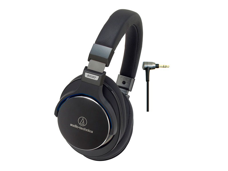 цены Audio-Technica ATH-MSR7 BK Black