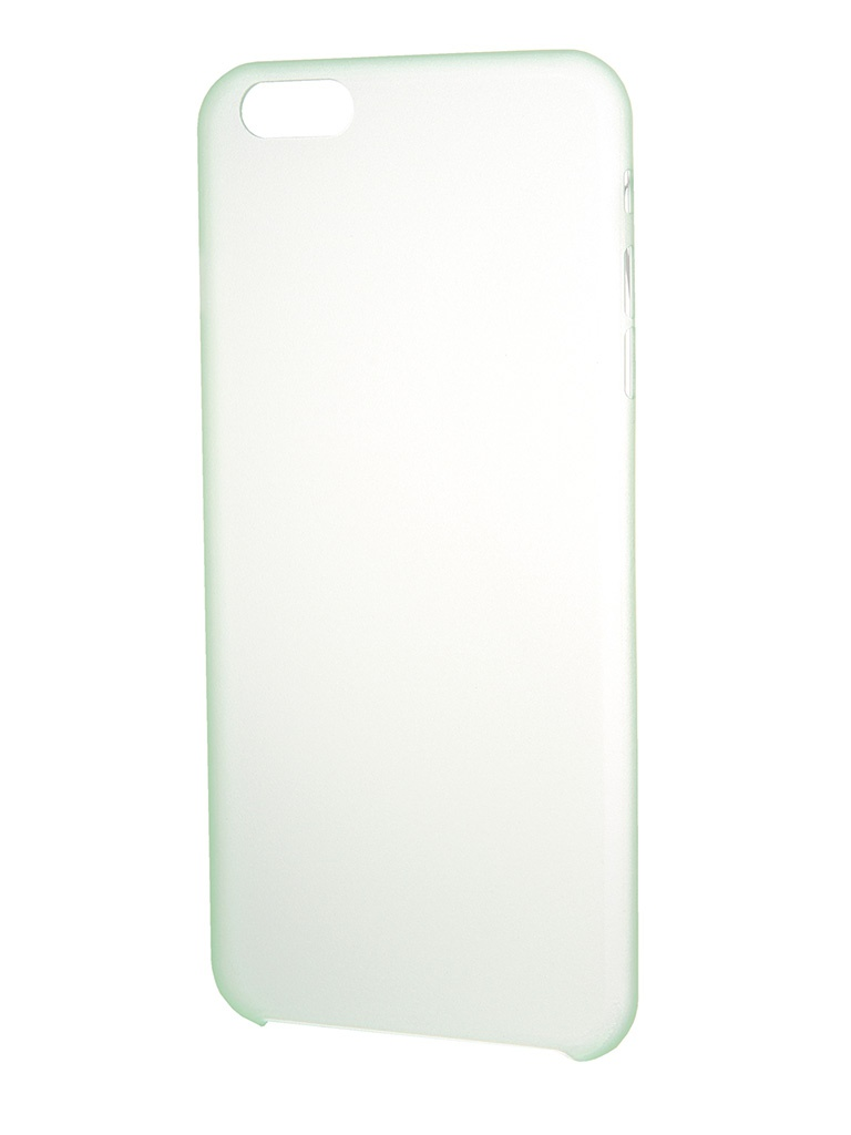 Аксессуар Чехол-накладка Clever Ultralight Cover for iPhone 6 Plus Green<br>