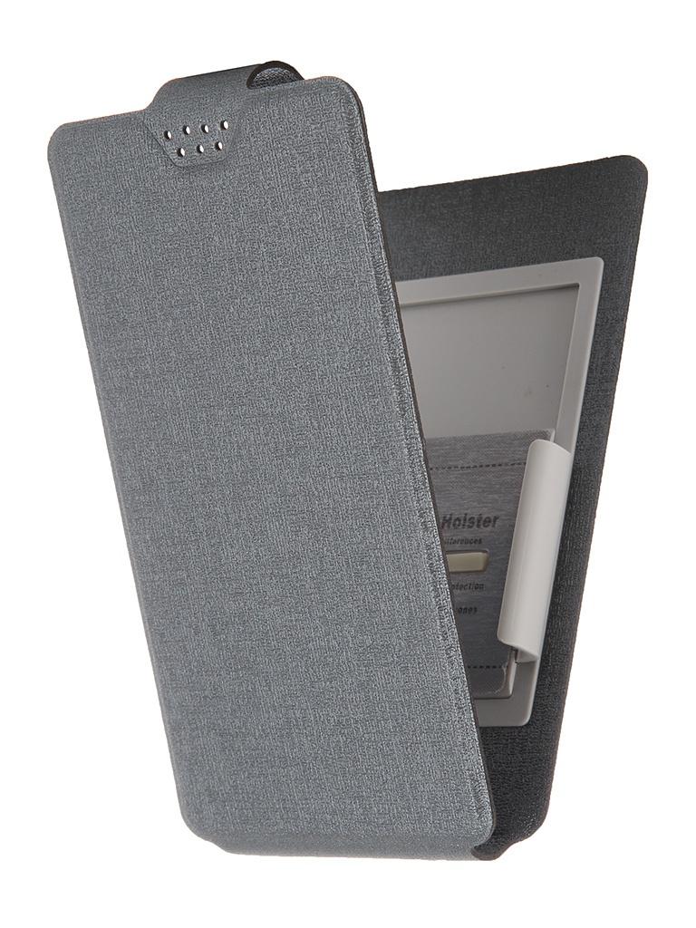 Аксессуар Чехол-флип Clever SlideUP M 4.4-5.0-inch универсальный иск
