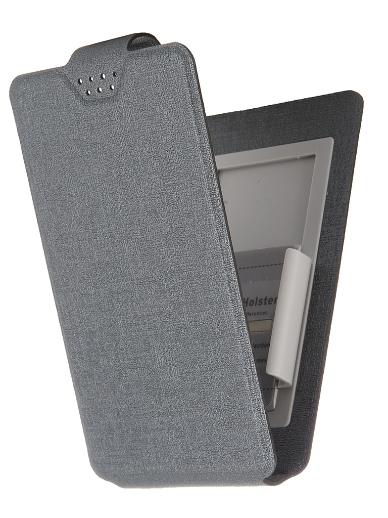 Аксессуар Чехол-флип Clever SlideUP S 3.5-4.3-inch универсальный иск