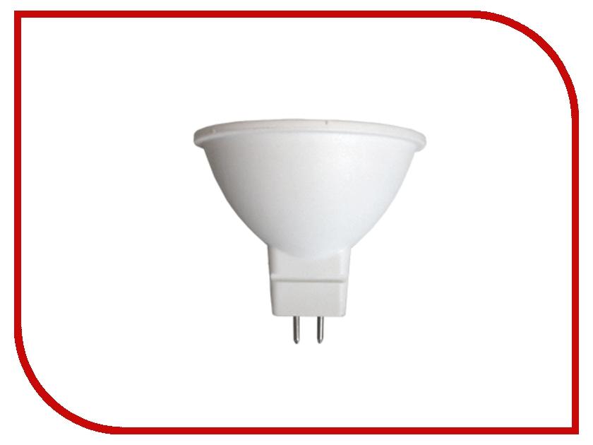 Лампочка GLANZEN LED MR16 GU5.3 7W 2700K 220V LGW-0023-05<br>