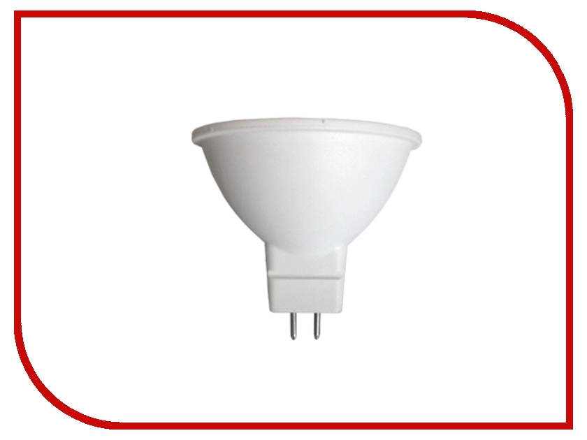 Лампочка GLANZEN LED MR16 GU5.3 7W 4000K 220V LGC-0024-05<br>