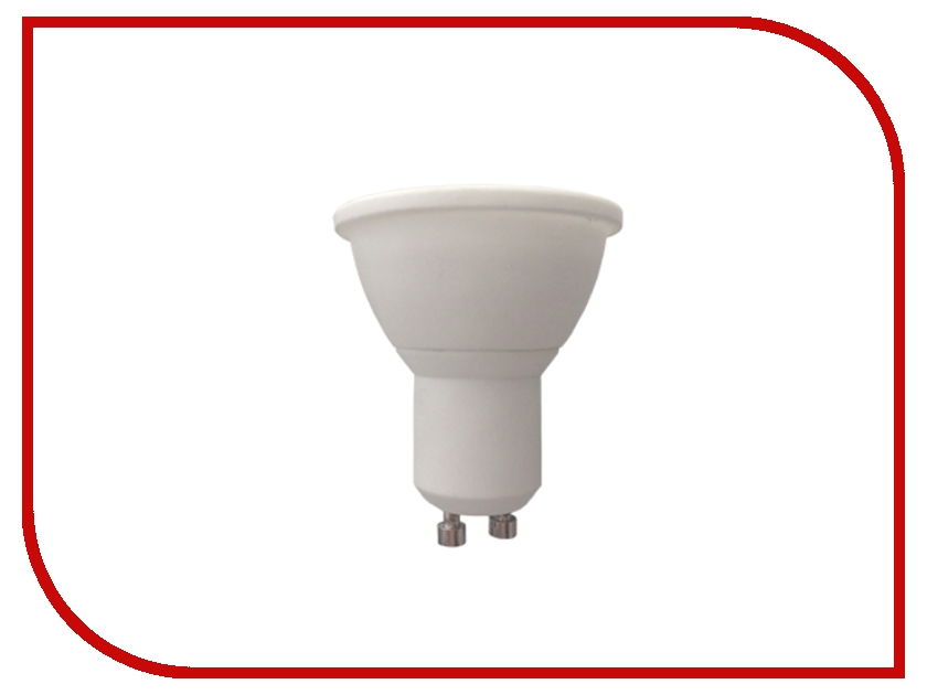 Лампочка GLANZEN LED MR16 GU10 7W 4000K 220V LGC-0026-10<br>