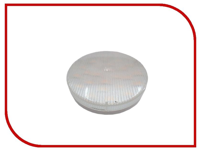 Лампочка GLANZEN LED GX53 4W 4000K 220V LGC-0028-53<br>