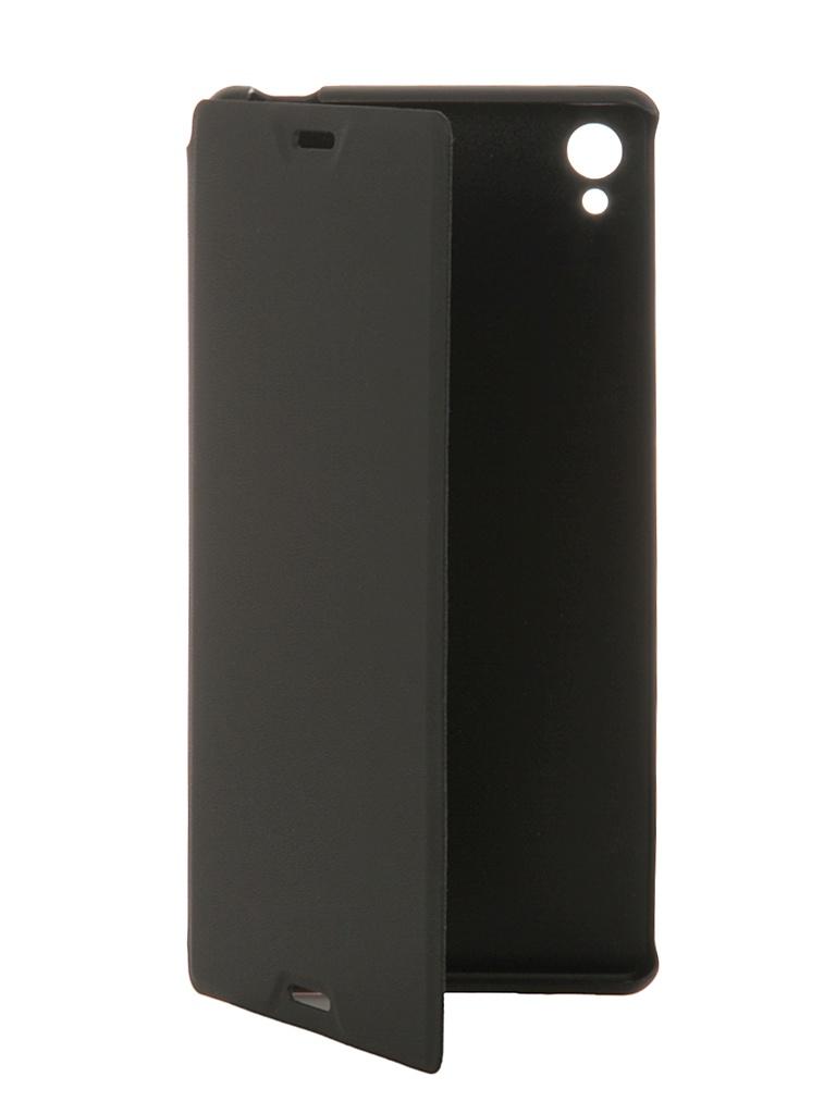 Аксессуар Чехол Sony Xperia Z3 Muvit MFX Folio Case Black SEEAF0013<br>