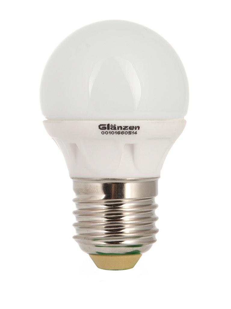 Лампочка Camelion G45 3W 220V E27 3000K 245 Lm LED3-G45/830/E27
