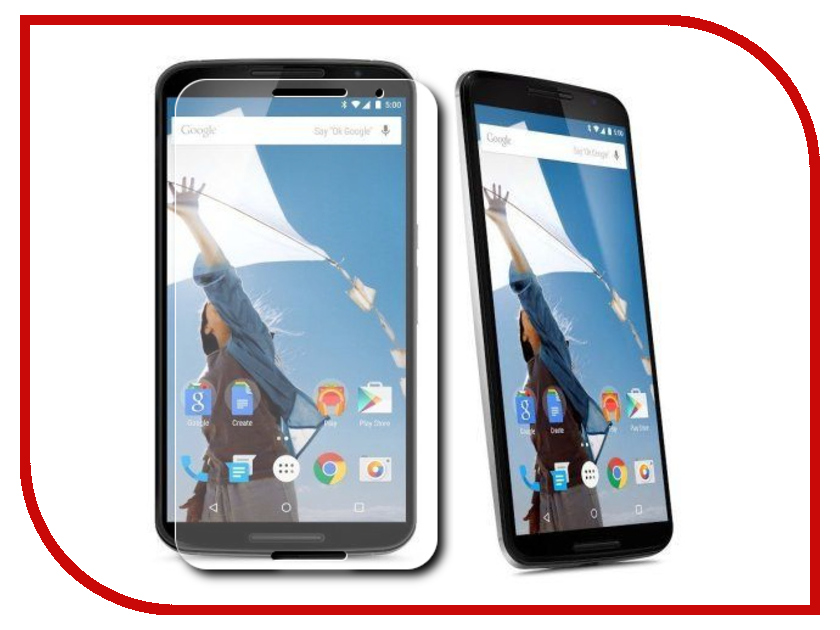 ��������� ������ �������������� Google Nexus 6 Ainy 0.33mm