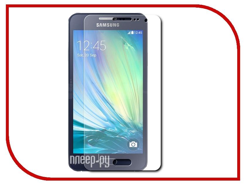 Аксессуар Защитная пленка для Samsung Galaxy A7 Ainy глянцевая аксессуар защитная пленка samsung g925f galaxy s6 edge ainy матовая