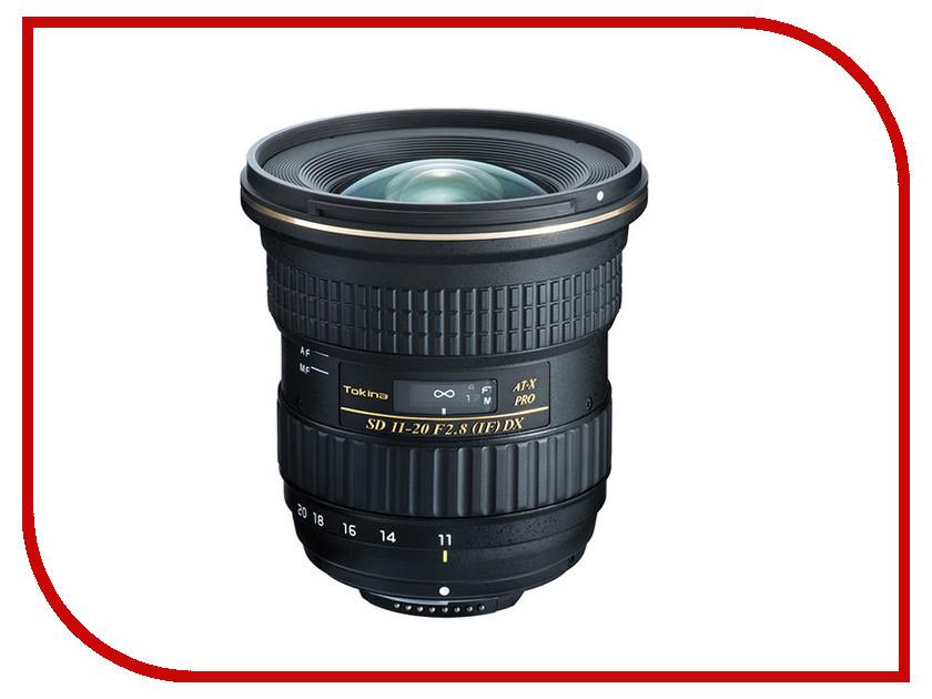 Объектив Tokina Nikon 11-20 mm f/2.8 AT-X PRO DX<br>