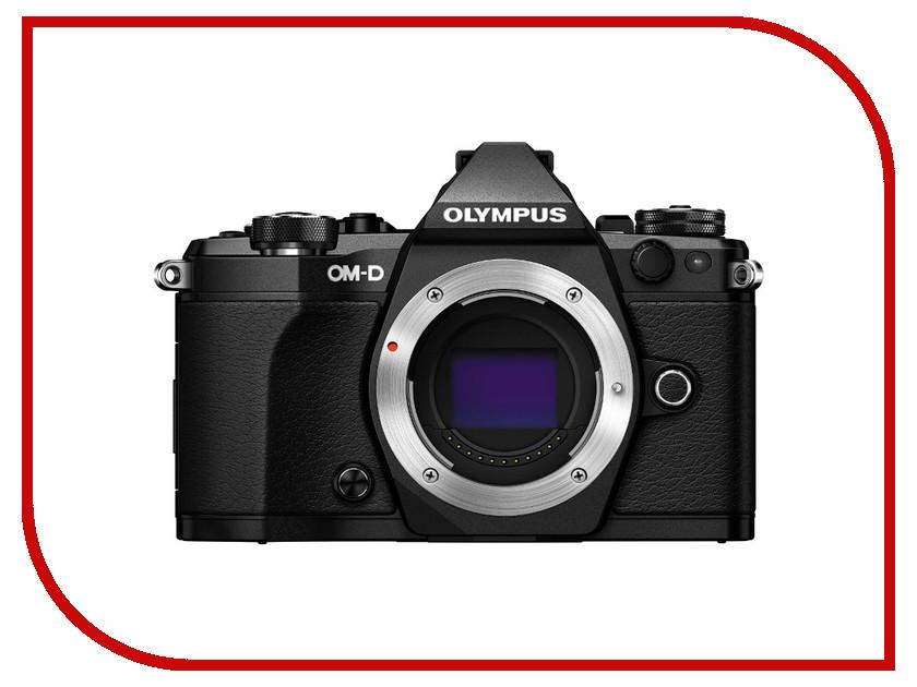 Фотоаппарат Olympus OM-D E-M5 Mark II Body Black<br>