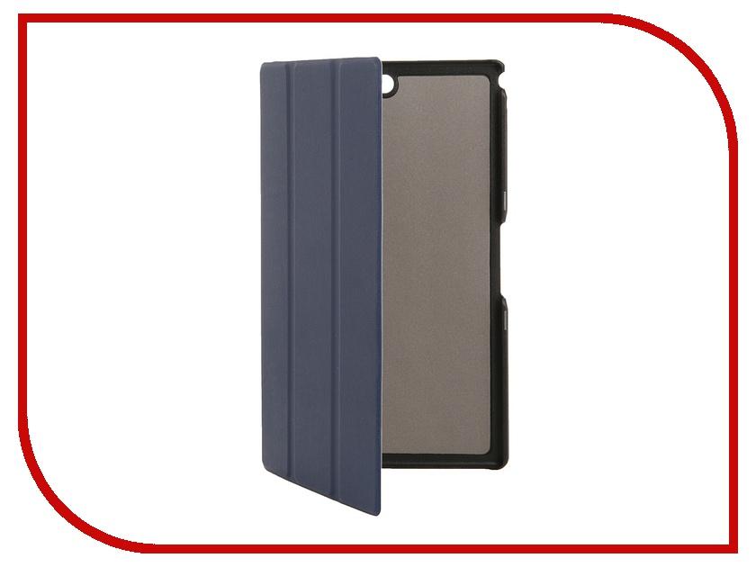 Аксессуар Чехол Sony Xperia Z3 Tablet Compact Palmexx Smartbook Blue PX/SMB SON TAB Z3 /dblue/