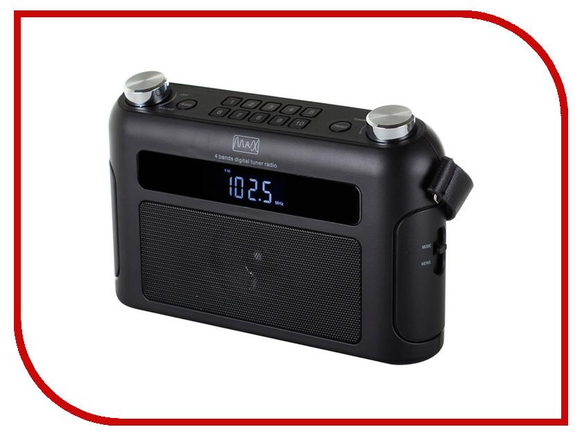 Радиоприемник MAX MR-310T 30008 ботинки max