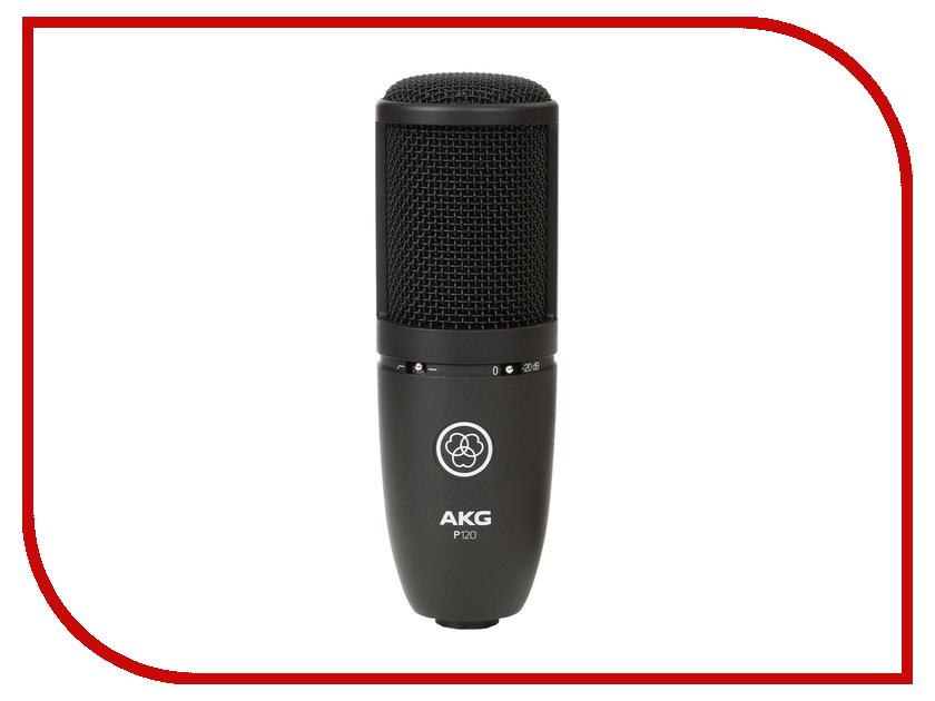 Микрофон AKG P120 динамический микрофон akg d7