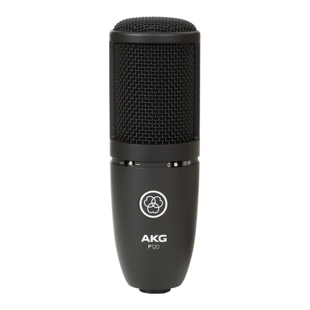 Микрофон AKG P120 цена и фото