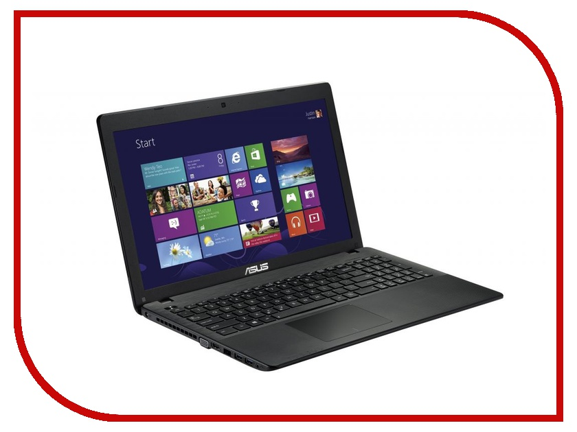 Ноутбук ASUS X552WA-SX019H 90NB06QB-M00850 AMD E2-6110 1.5 GHz/4096Mb/500Gb/DVD-RW/AMD Radeon R2/Wi-Fi/Bluetooth/Cam/15.6/1366x768/Windows 8.1<br>