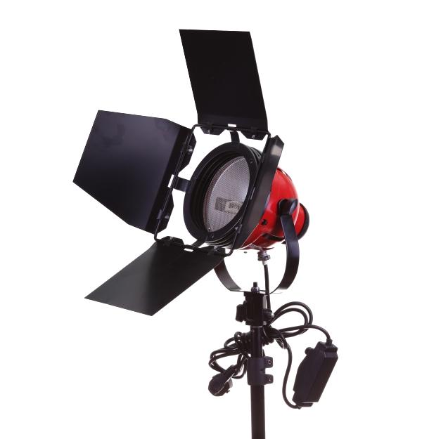 Студийный свет FST 800W Red