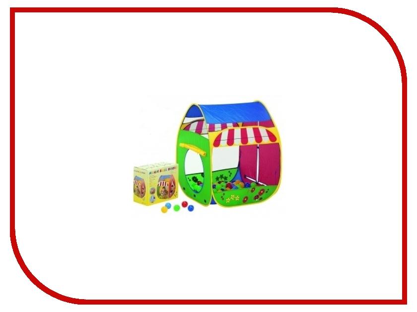 Водный бластер Домик Paradiso T02801 Смешной домик с мячами<br>