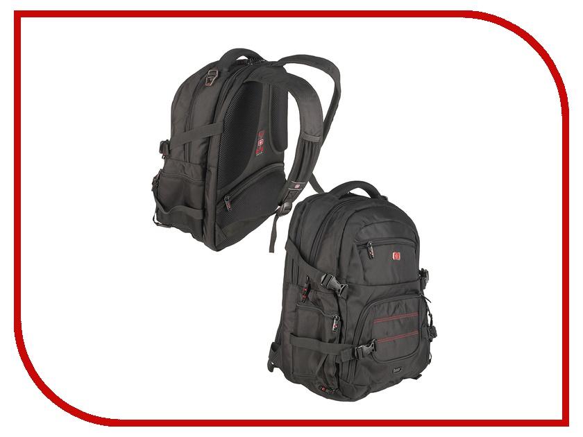 Рюкзак Continent 16.0 BF-331 Black