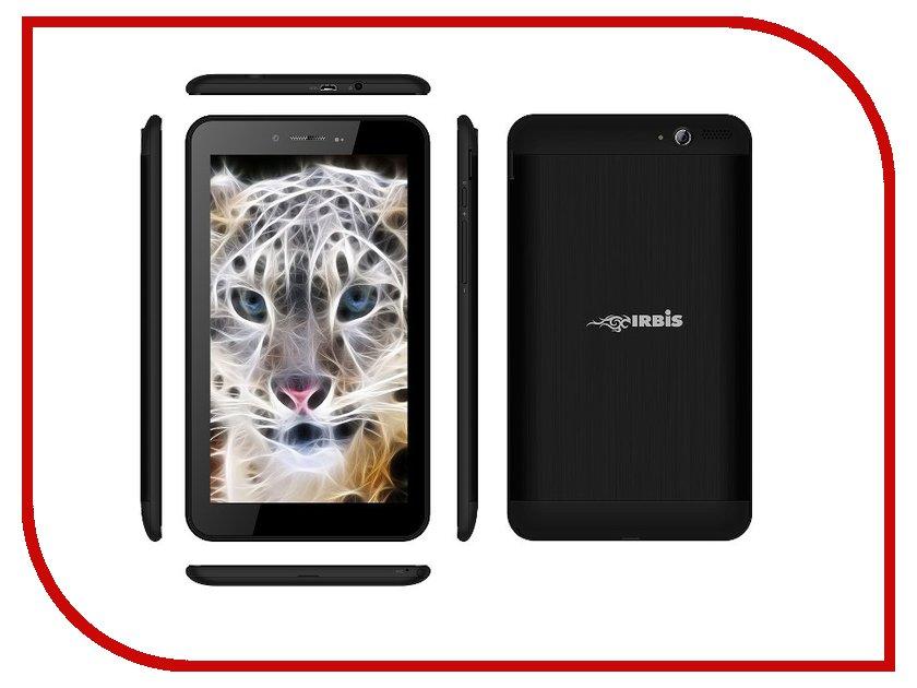 Планшет Irbis TX54 Black MediaTek MT8312 1.3 GHz/1024Mb/8Gb/3G/Wi-Fi/Bluetooth/GPS/Cam/7.0/1024x600/Android