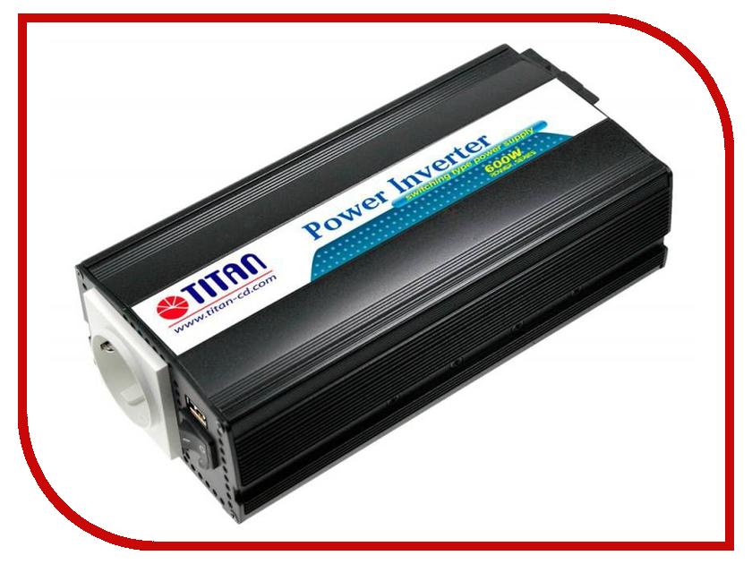 ������������ TITAN HW-600E6