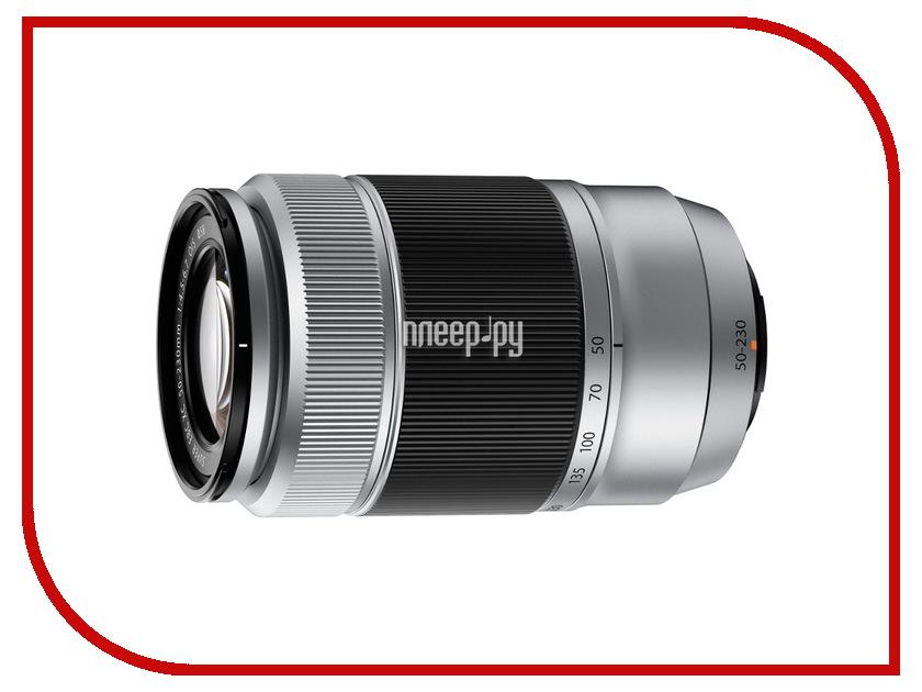 Объектив FujiFilm Fujinon XC 50-230 mm f/4.5-6.7 OIS II* Silver<br>