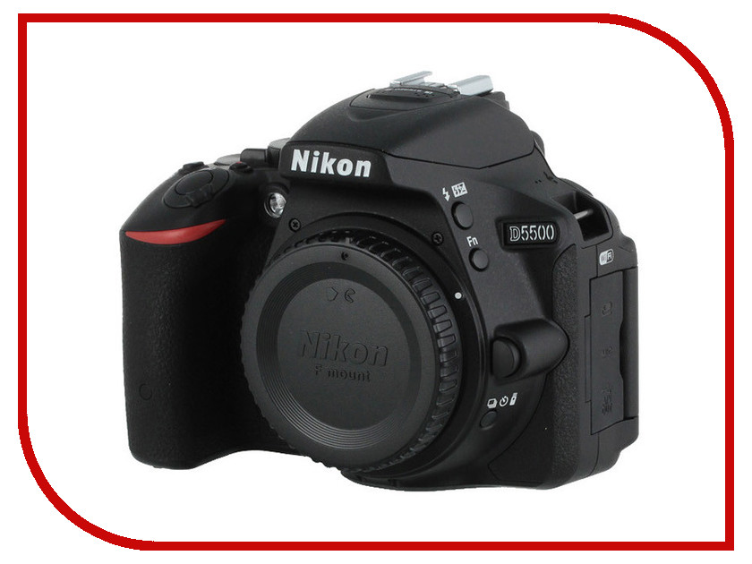 Фотоаппарат Nikon D5500 Body<br>