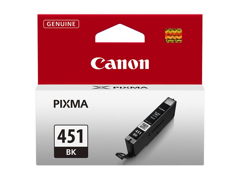 Аксессуар Canon CLI-451BK XL Black 6472b001