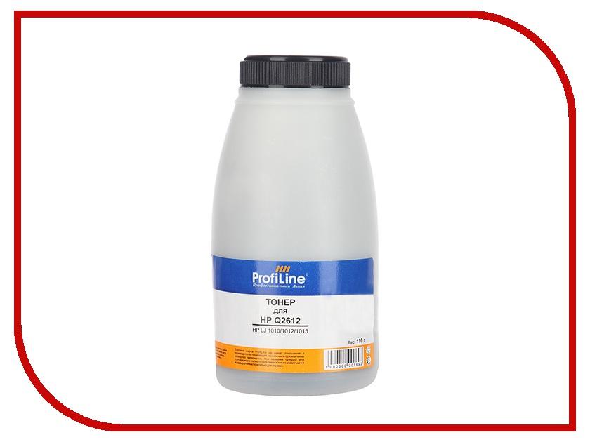 Тонер ProfiLine PL-Q2612 110гр для HP LJ 1010/1012/1015<br>