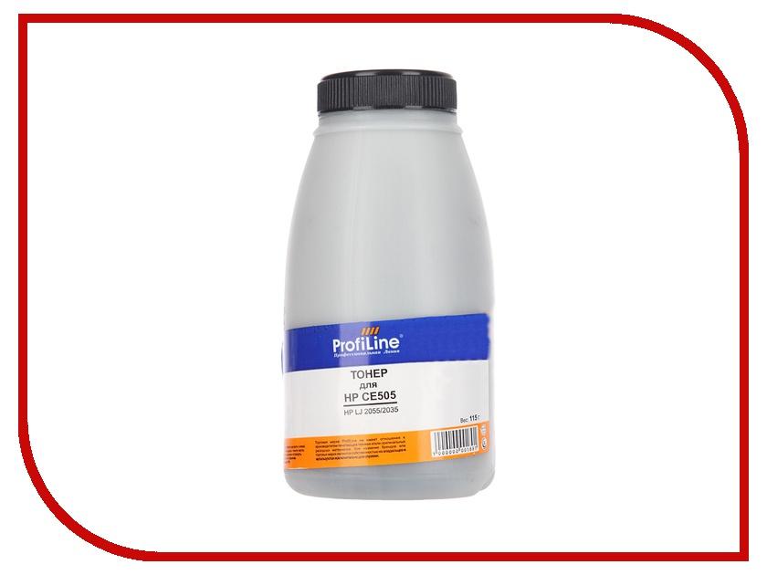 Тонер ProfiLine CE505/CF280 115гр HP LJ 2055/2035/Pro 400/M401/425