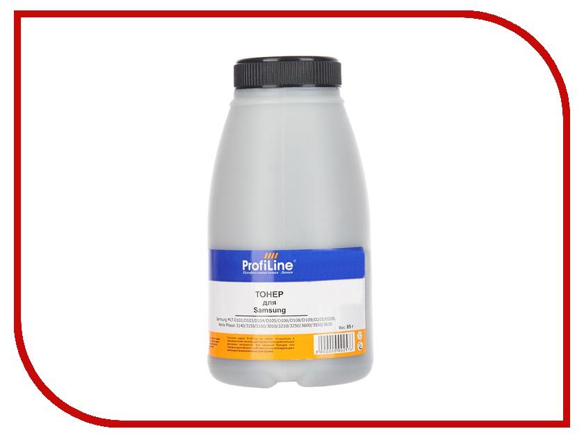 Тонер ProfiLine 85гр Samsung LT-D101/D103/D104/D105/D106/D108/D109/D205/D208/D209/Xerox 3155/3160/3210/3250/3600/3550/3635