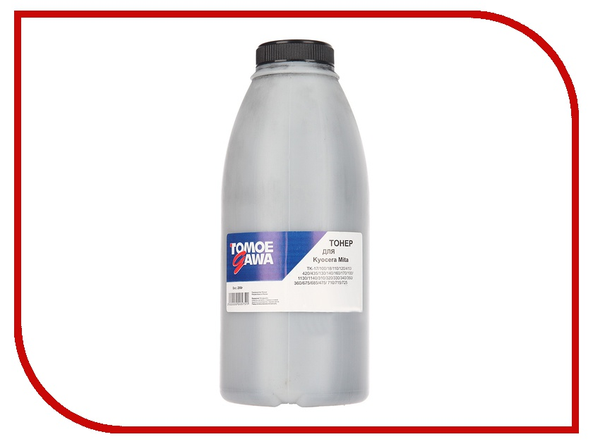 Тонер ProfiLine 290гр Kyocera Mita K17/18/55/65/100/100e/110/120/130/140/310/320/330/340/410/420 Tom