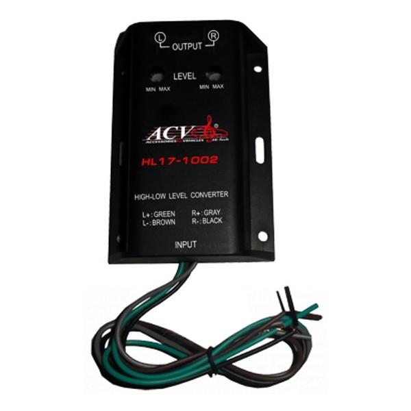 Преобразователь уровня сигнала ACV HL17-1002