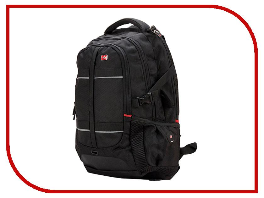 Рюкзак Continent 16.0 BP-302 Black
