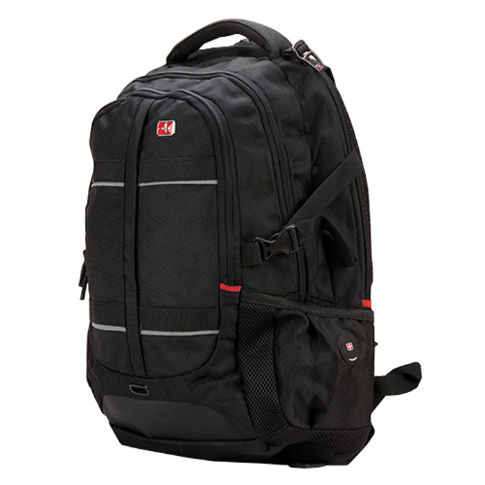 Рюкзак Continent 16.0 BP-302 Black<br>