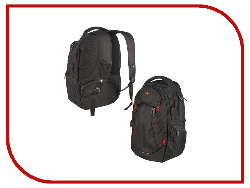 Рюкзак Continent 16.0 BP-303 Black