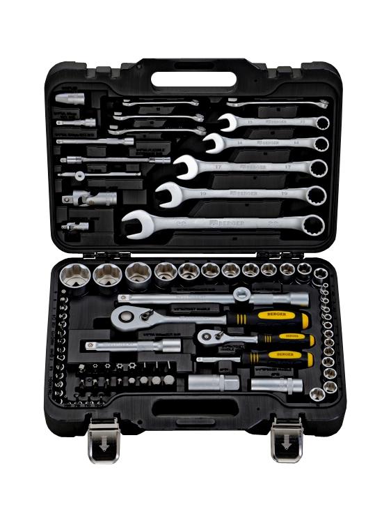 Набор инструмента Berger BG082-1214