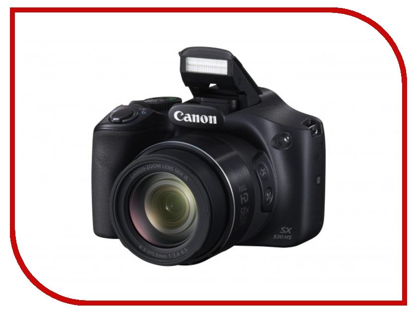 Фотоаппарат Canon PowerShot SX530 HS<br>