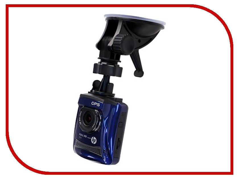 Видеорегистратор HP F310 Blue<br>