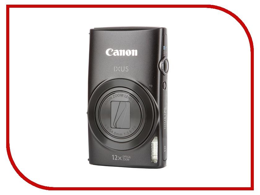 Фотоаппарат Canon IXUS 170 Black