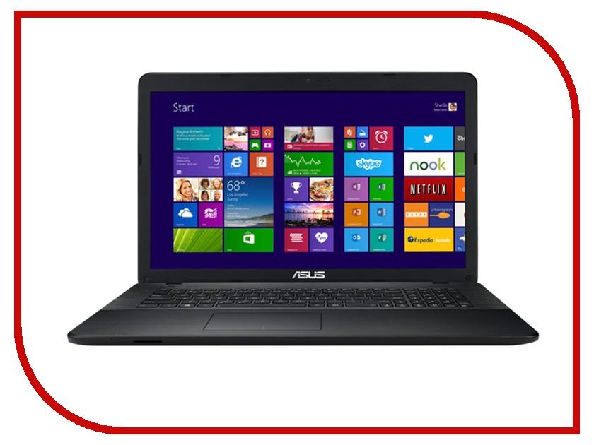Ноутбук ASUS X751LDV 90NB04I1-M02120 (Intel Core i3-4030U 1.9 Ghz/4096Mb/1000Gb/DVD-RW/nVidia GeForce GT 820M 2048M/Wi-Fi/Cam/17.3/1600x900/Windows 8.1 64-bit) ноутбук asus k751sj 90nb07s1 m00320 intel pentium n3700 1 6 ghz 4096mb 1000gb dvd rw nvidia geforce 920m 1024mb wi fi bluetooth cam 17 3 1600x900 dos