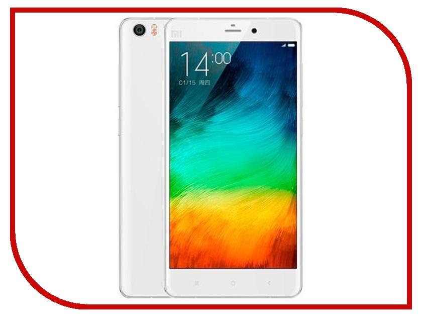 Сотовый телефон Xiaomi Mi Note 64Gb White<br>