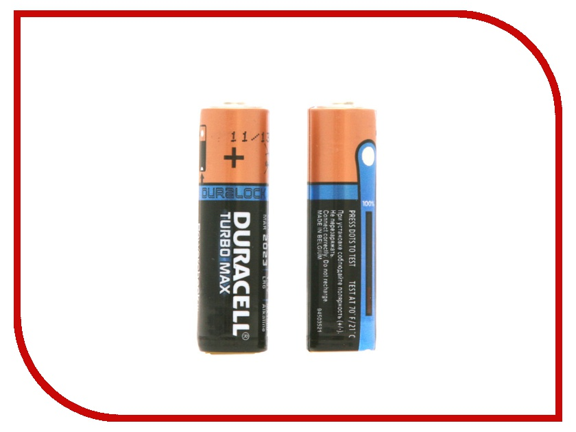 Батарейка AAA - Duracell LR03 Turbo MAX BL12 (12 штук)<br>