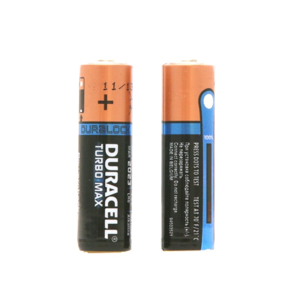 Батарейка AAA - Duracell LR03 Turbo MAX BL12 (12 штук) батарейка aaa duracell lr03 2bl basic 2шт