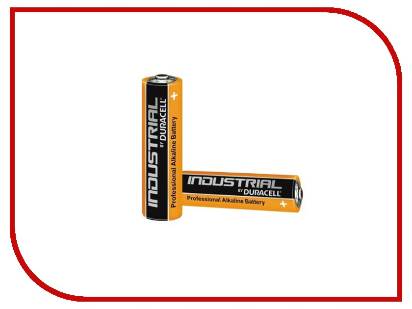 Батарейка AA - Duracell LR6 Industrial (10 штук)<br>
