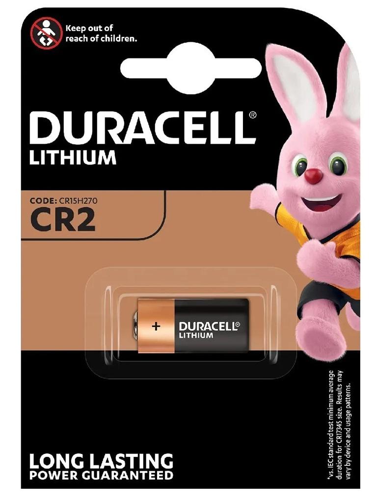 Батарейка CR2 - Duracell Ultra BL1 (1 штука)
