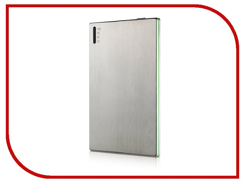 ����������� HIPER Power Bank SLIM2000+ 2000 mAh Silver